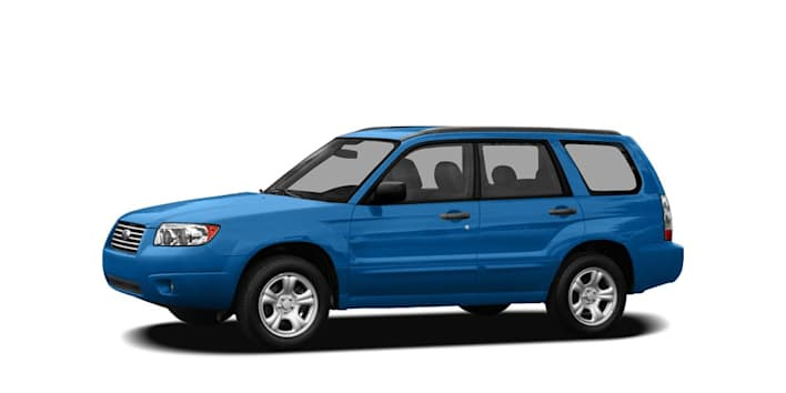 2008 Subaru Forester Sports 25xt 4dr All Wheel Drive Pricing And