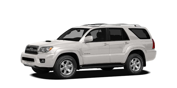 2008 Toyota 4runner Sr5 V8 4x2 Pricing And Options