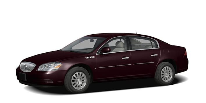2009 Buick Lucerne CXL3 4dr Sedan Specs and Prices