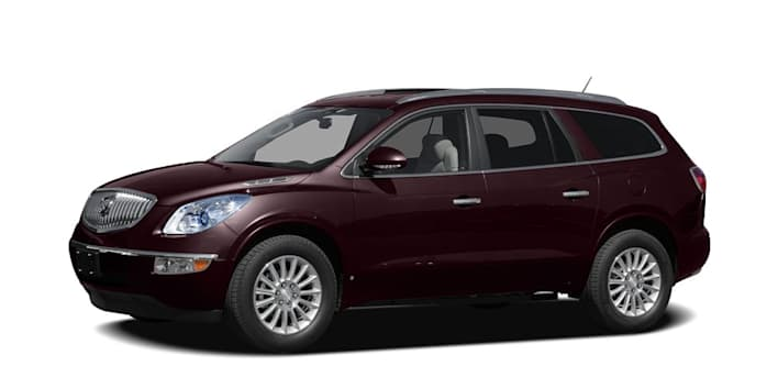 2009 Buick Enclave CXL All-wheel Drive Sport Utility ...