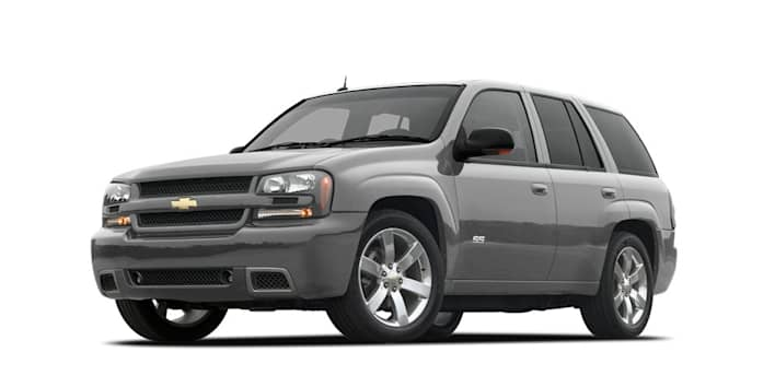 2009 chevrolet trailblazer ss w 3ss all wheel drive specs. Black Bedroom Furniture Sets. Home Design Ideas