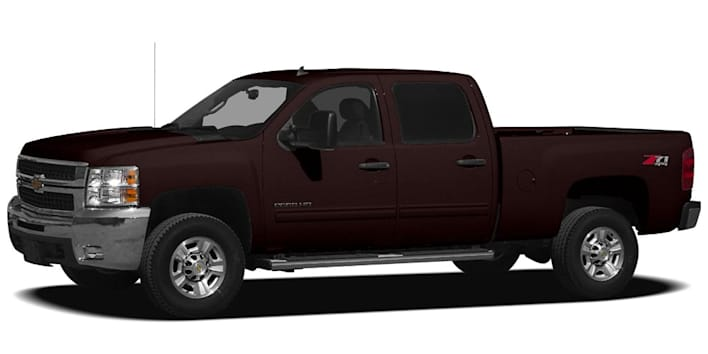 2009 chevrolet silverado 2500hd work truck 4x4 crew cab 6 6 ft box 153 in wb pricing and options. Black Bedroom Furniture Sets. Home Design Ideas