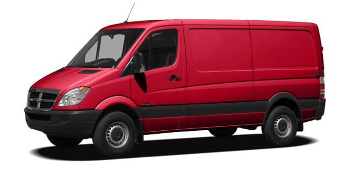 2009 dodge sprinter van 2500 base cargo van 144 in wb pricing and options. Black Bedroom Furniture Sets. Home Design Ideas