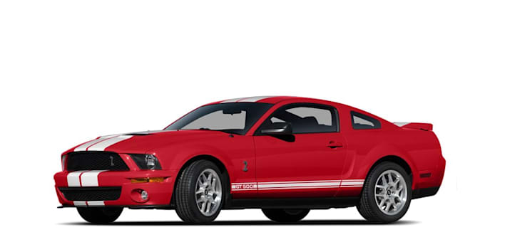 Ford Shelby Gt500 Base 2dr Coupe Specs