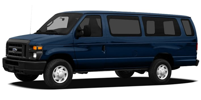2009 ford e 350 super duty commercial extended cargo van. Black Bedroom Furniture Sets. Home Design Ideas
