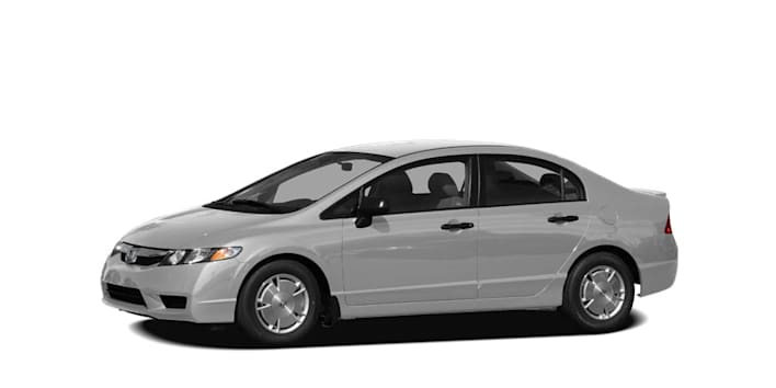 2009 Honda Civic Gx 4dr Sedan Pricing And Options