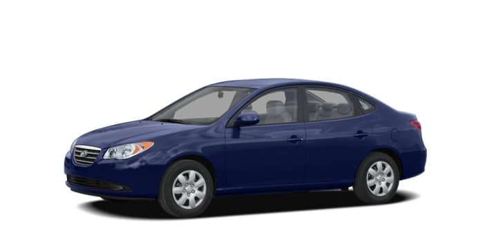 2009 hyundai elantra gls 4dr sedan pricing and options. Black Bedroom Furniture Sets. Home Design Ideas