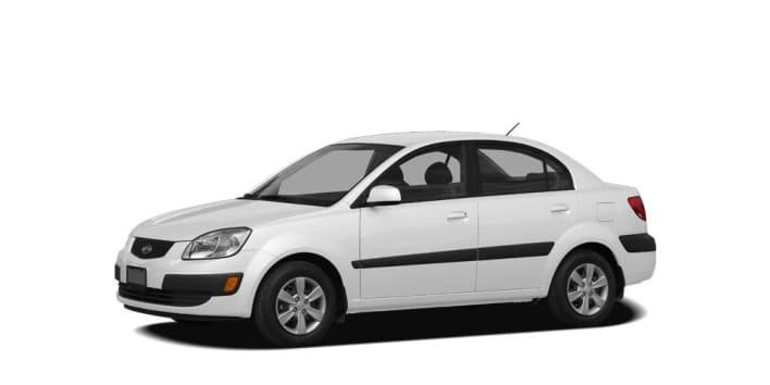2009 Kia Rio Base 4dr Sedan Specs And Prices