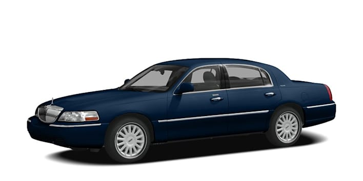 2009 Lincoln Town Car Signature Limited 4dr Sedan Specs And Prices