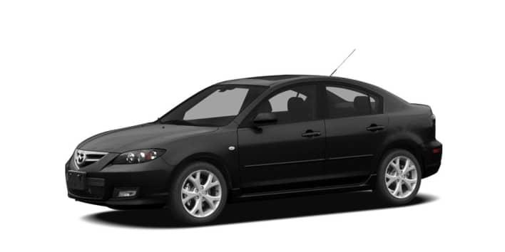 2009 mazda mazda3 i touring value 4dr sedan pricing and. Black Bedroom Furniture Sets. Home Design Ideas