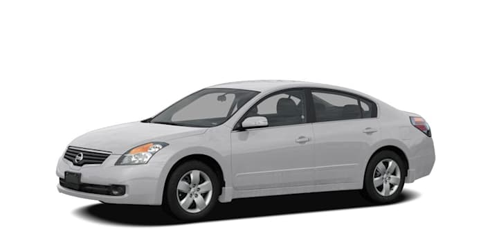 2009 Nissan Altima 2.5 S 4dr Sedan Pricing and Options ...