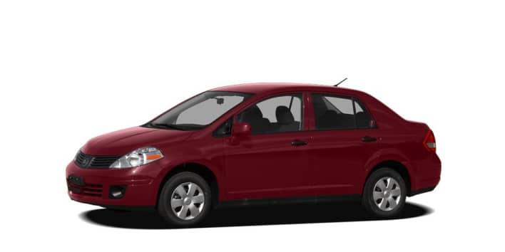 2009 Nissan Versa 1.8S 4dr Sedan Pricing and Options ...