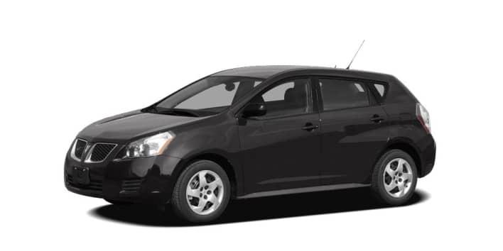 2009 pontiac vibe base all wheel drive hatchback pricing. Black Bedroom Furniture Sets. Home Design Ideas