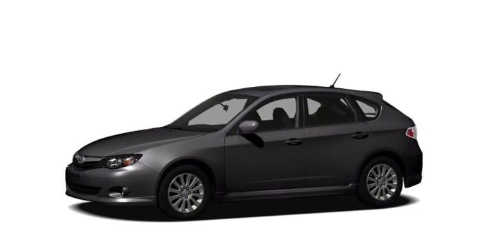 2009 Subaru Wrx Battery