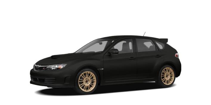 2009 Subaru Impreza WRX STi Base 4dr Allwheel Drive Hatchback