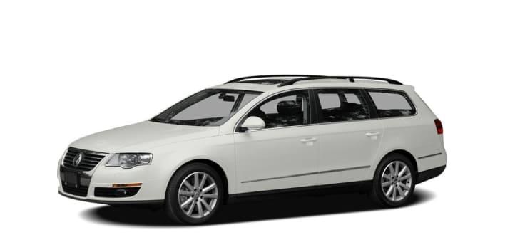 2009 Volkswagen Passat Komfort 4dr Front Wheel Drive