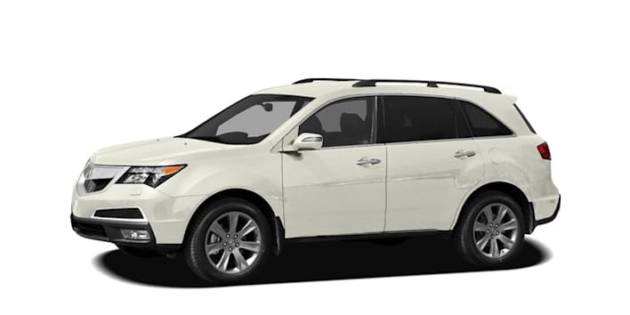 2010 Acura Mdx 3 7l Technology Package 4dr All Wheel Drive