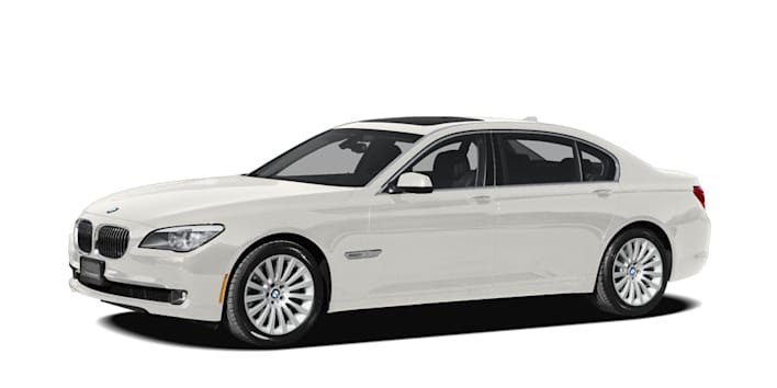 BMW I Dr Rearwheel Drive Sedan Specs And Prices - 2010 750 bmw