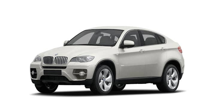 2010 Bmw Activehybrid X6 Base 4dr All