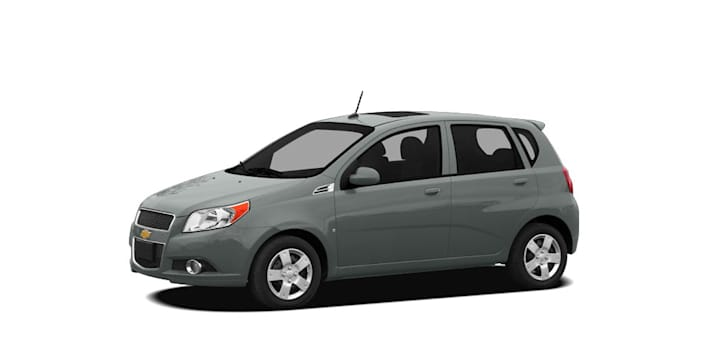 2010 Chevrolet Aveo Aveo 5 Lt W1lt 4dr Hatchback Specs And Prices