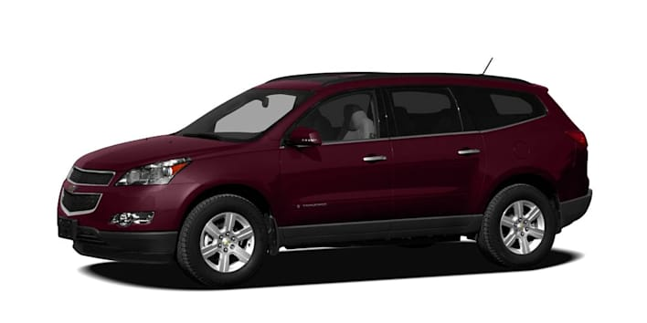 2010 Chevrolet Traverse PCV Travelers Edition Front-wheel ...