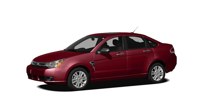 2010 Ford Focus Sel 4dr Sedan Safety Features
