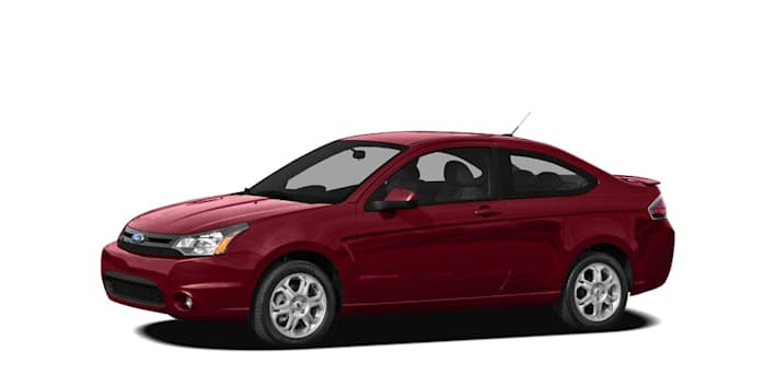 2010 Ford Focus Ses 2dr Coupe Specs And Prices