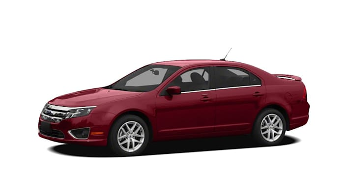 2010 Ford Fusion Sport 4dr All-wheel Drive Sedan Pricing ...