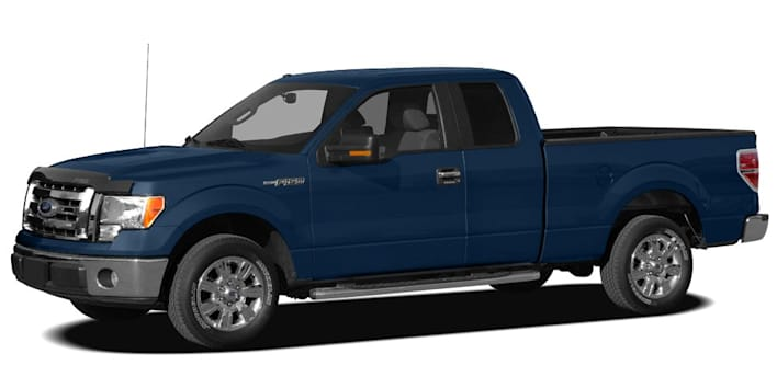 2010 ford f 150 xlt 4x4 super cab styleside 6 5 ft box 145 in wb pricing and options. Black Bedroom Furniture Sets. Home Design Ideas