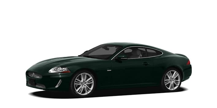 2010 Jaguar XK XKR 2dr Coupe Pricing and Options