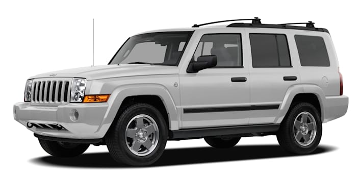 2010 jeep commander sport 4dr 4x2 pricing and options. Black Bedroom Furniture Sets. Home Design Ideas