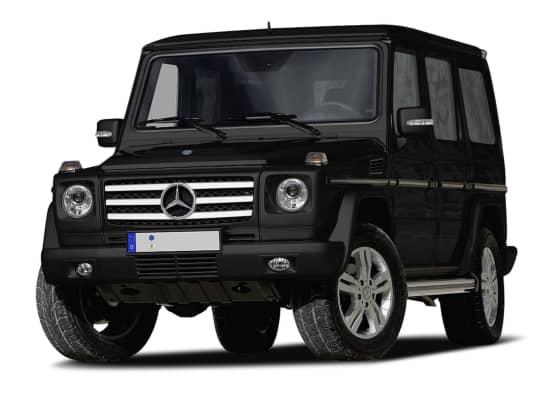 2010 mercedes benz g class base g55 amg 4dr 4x4 pricing for Mercedes benz g class 2010 price
