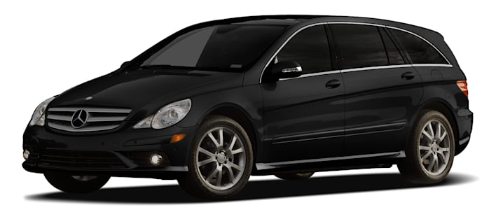 2010 Mercedes-Benz R-Class Base R350 4dr All-wheel Drive 4MATIC Pictures