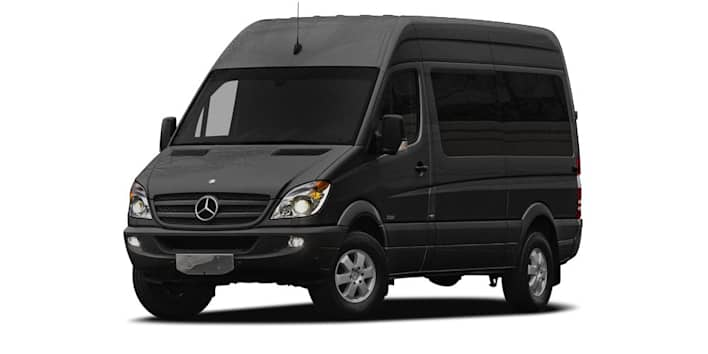 48786db11aeb33 2010 Mercedes-Benz Sprinter Wagon High Roof Sprinter Wagon 2500 ...