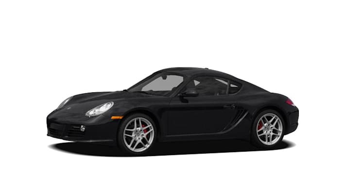 2010 Porsche Cayman S 2dr Rear,wheel Drive Coupe Specs and Prices