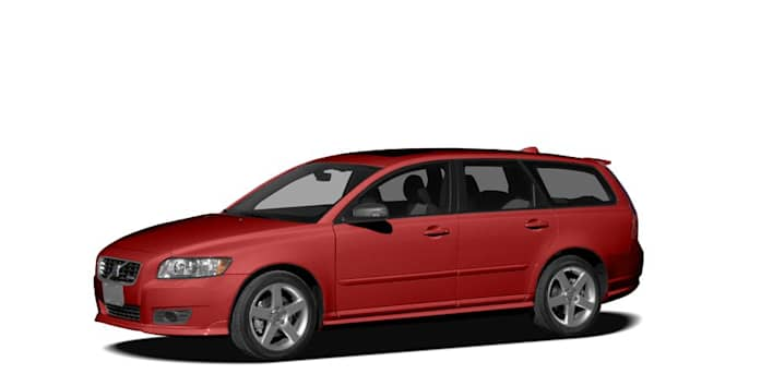 2010 volvo v50 t5 r design 4dr all wheel drive wagon pricing and options. Black Bedroom Furniture Sets. Home Design Ideas