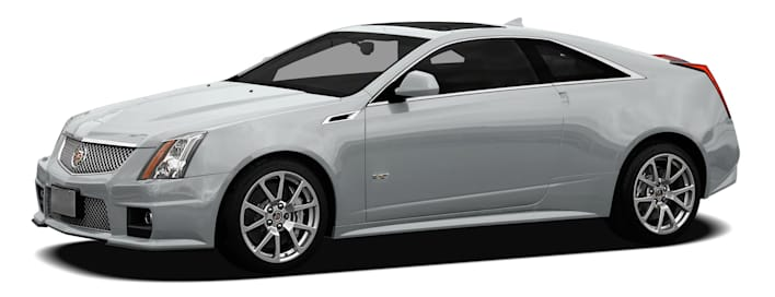 2011 Cadillac Cts V Base 2dr Coupe Pricing And Options