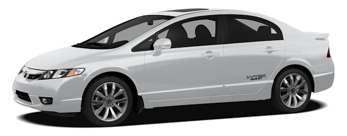 2011 Honda Civic Si 4dr Sedan Specs And Prices
