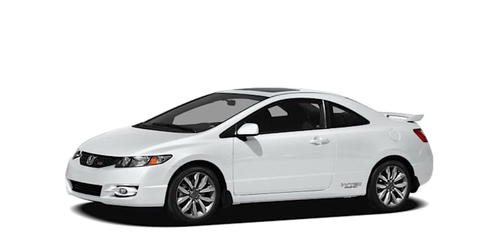 2011 Honda Civic Si 2dr Coupe Pricing And Options