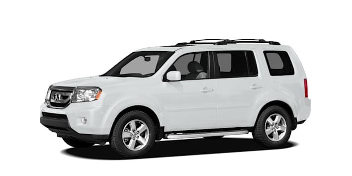 2011 Honda Pilot LX 4dr 4x4 Pricing and Options