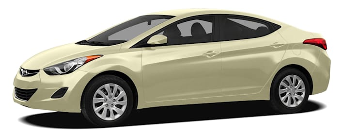 2011 Hyundai Elantra GLS 4dr Sedan Information