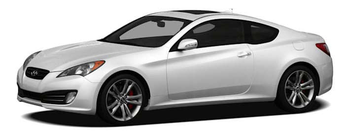 2011 Hyundai Genesis Coupe 2 0t 2dr Rear Wheel Drive
