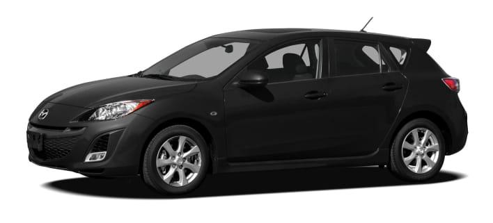 2011 Mazda Mazda3 s Sport 4dr Hatchback Specs and Prices