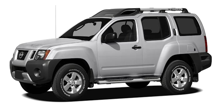 2011 Nissan Xterra Pro 4x 4dr 4x4 Pricing And Options