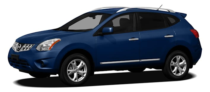 2011 nissan rogue s 4dr all wheel drive pricing and options. Black Bedroom Furniture Sets. Home Design Ideas