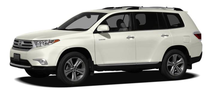2011 Toyota Highlander Base 4dr Front Wheel Drive Pricing