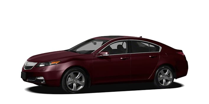 2012 Acura TL 3 5 4dr Front-wheel Drive Sedan Specs and Prices