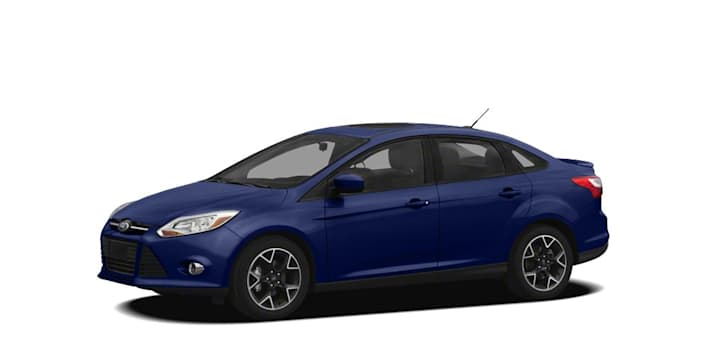 2012 Ford Focus Sel 4dr Sedan Pricing And Options