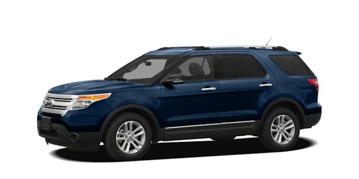 2012 ford explorer base 4dr 4x4 pricing and options
