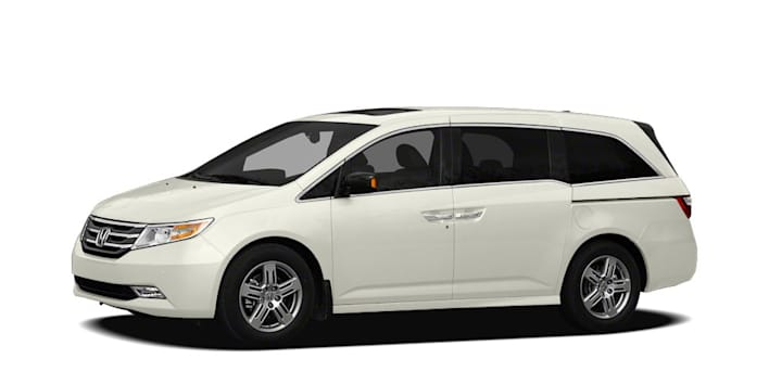 2012 Honda Odyssey Touring Passenger Van Pricing And Options